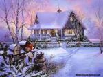 18-12 Snow scene