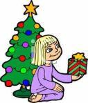 19-12 Child & Tree