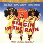 10-1 Singing in the rain poster