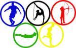 6-4 Olympic rings