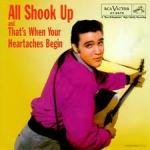 12-7 Elvis record cover
