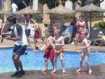 22-8 Dancing by pool