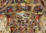 1-11 Sistine Chapel Ceiling